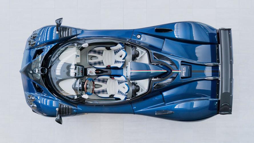 Así es el Pagani Zonda HP Barchetta, el vehículo más caro del mundo