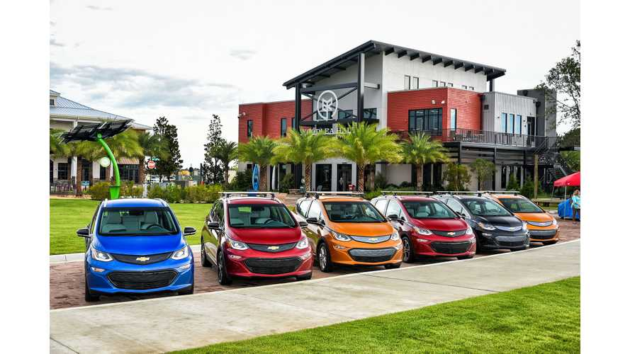 2021 Chevrolet Bolt EV Discounts Soar Prior To Redesign Reveal
