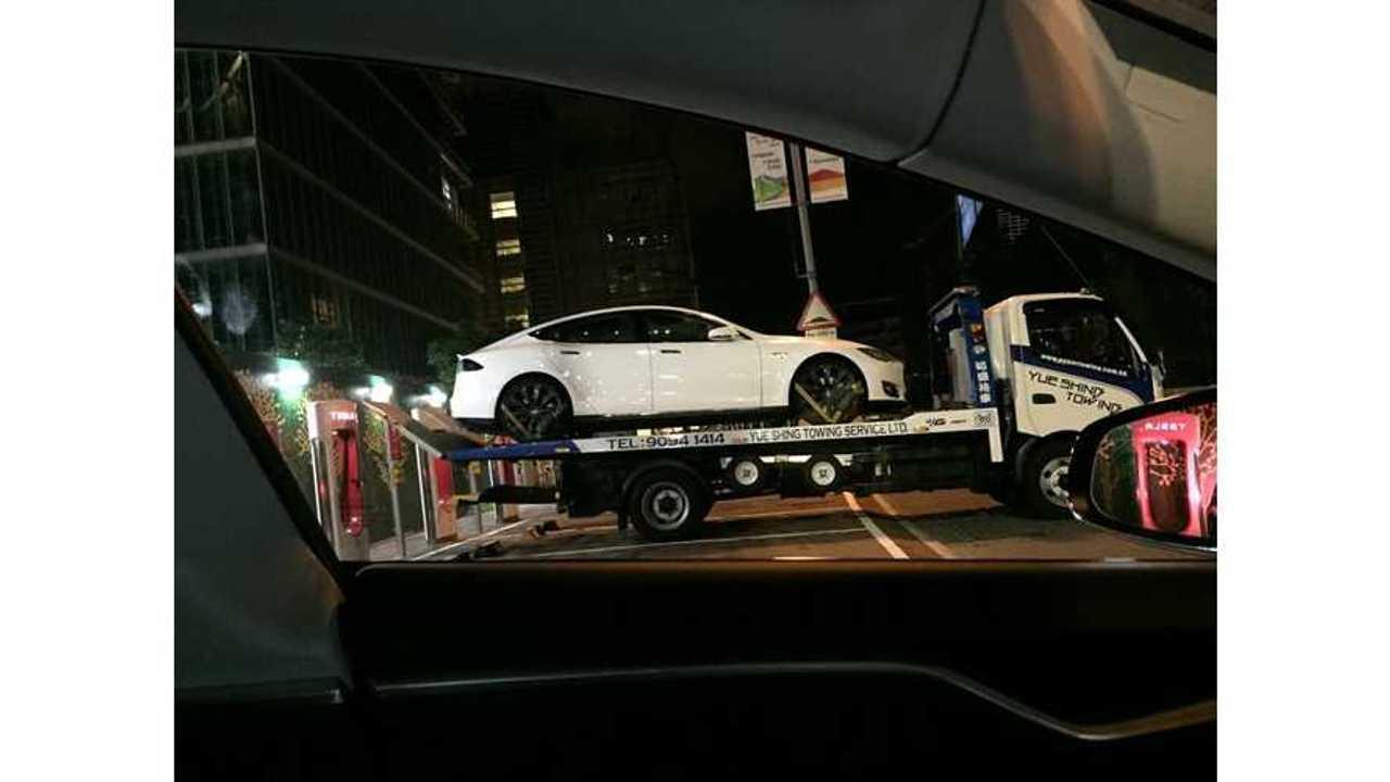First Class Tesla Supercharging Service In Hong Kong