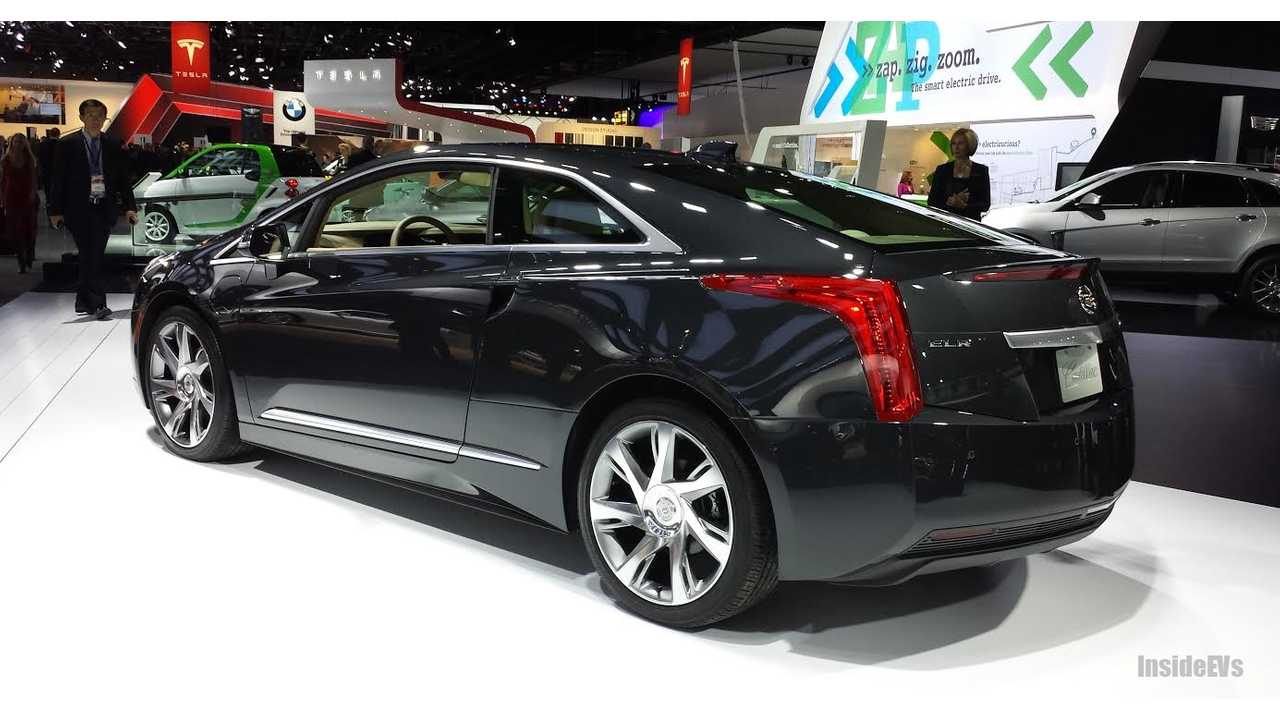 Cadillac Says All Electric Car 2nd Generation Elr Is Coming