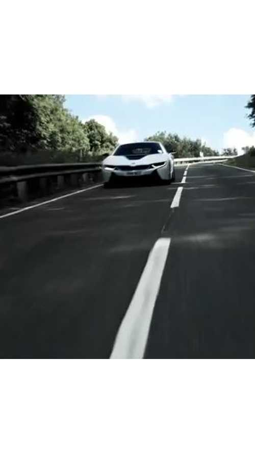 The BMW i8 Is Coming...To The UK - Video
