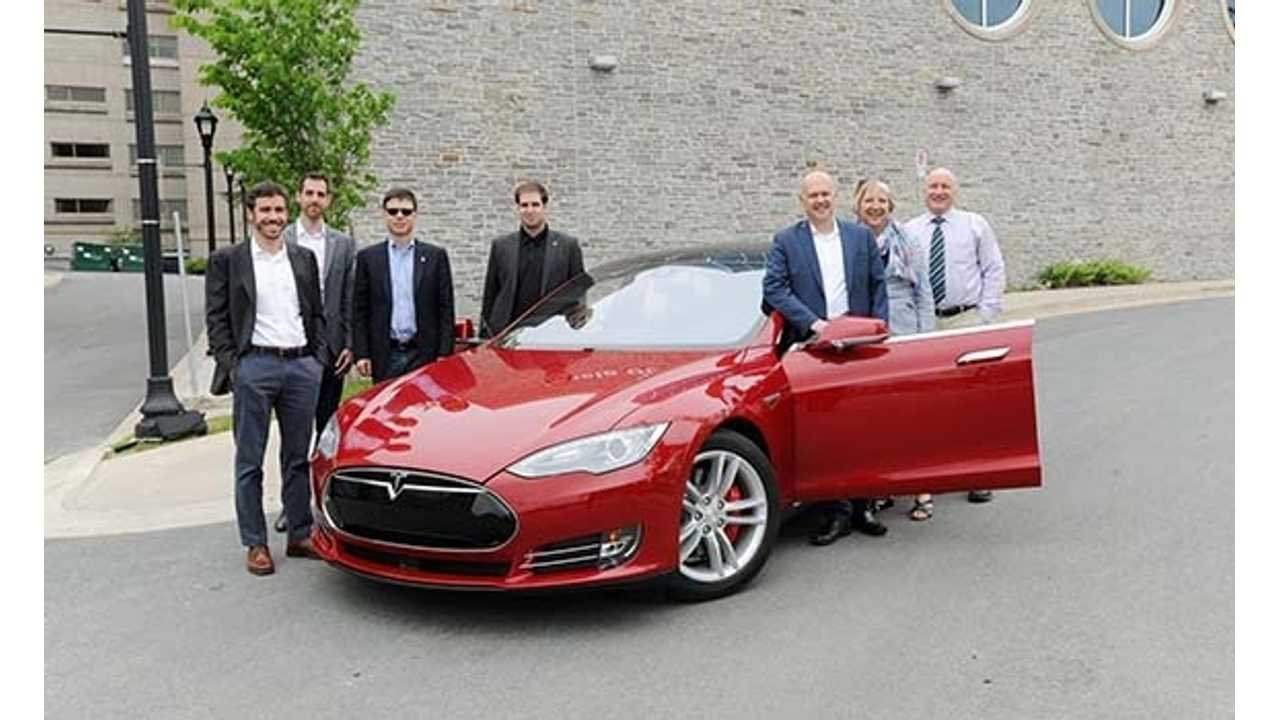 Tesla Signs 5-Year Battery Research Deal With Dalhousie University