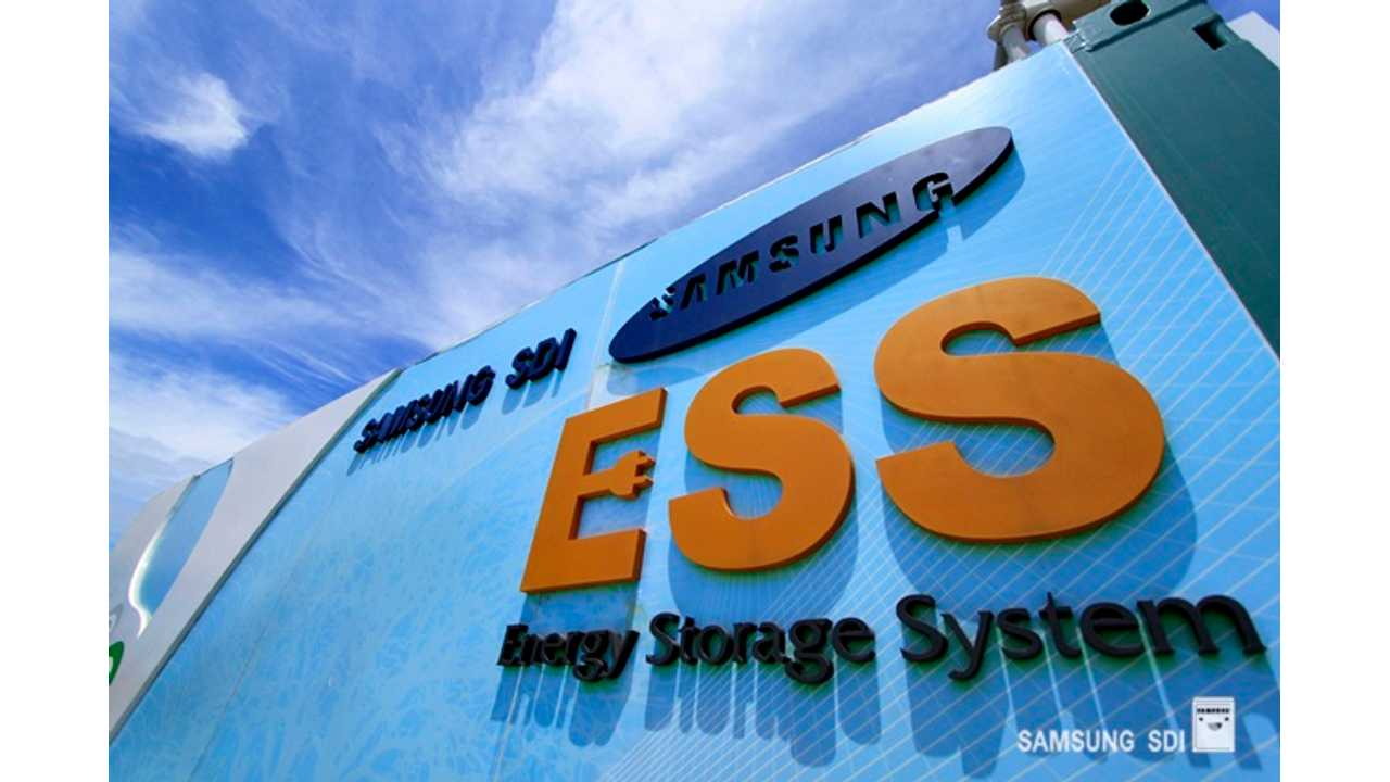 E.ON Signs Deal With Samsung SDI On Battery Energy Storage