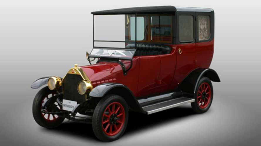 Mitsubishi To Remake Its Original 1917 Offering, As An Electric Car