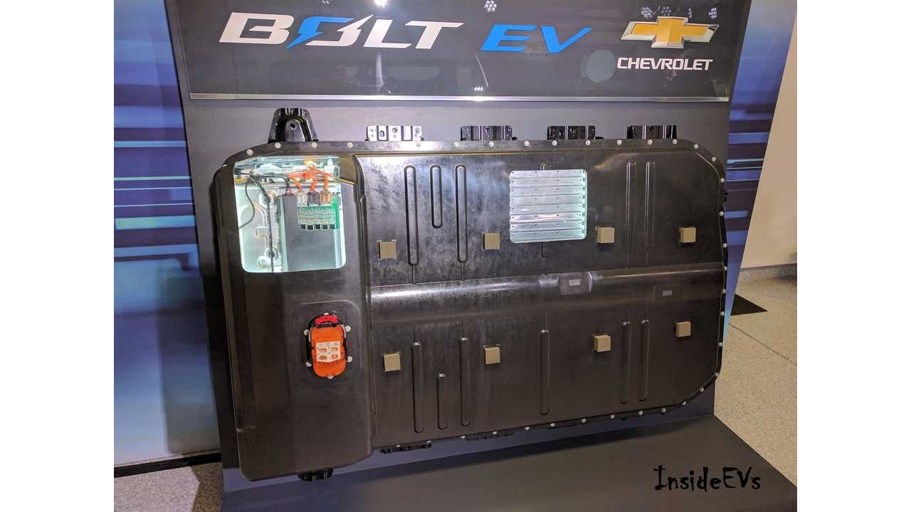 UPDATE: Early Chevrolet Bolt Owners Being Notified By GM For Potential Battery Failure