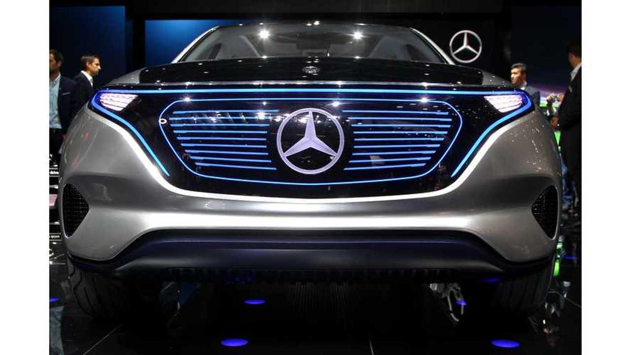 Daimler Announces $11 Billion Investment For Electric Vehicles