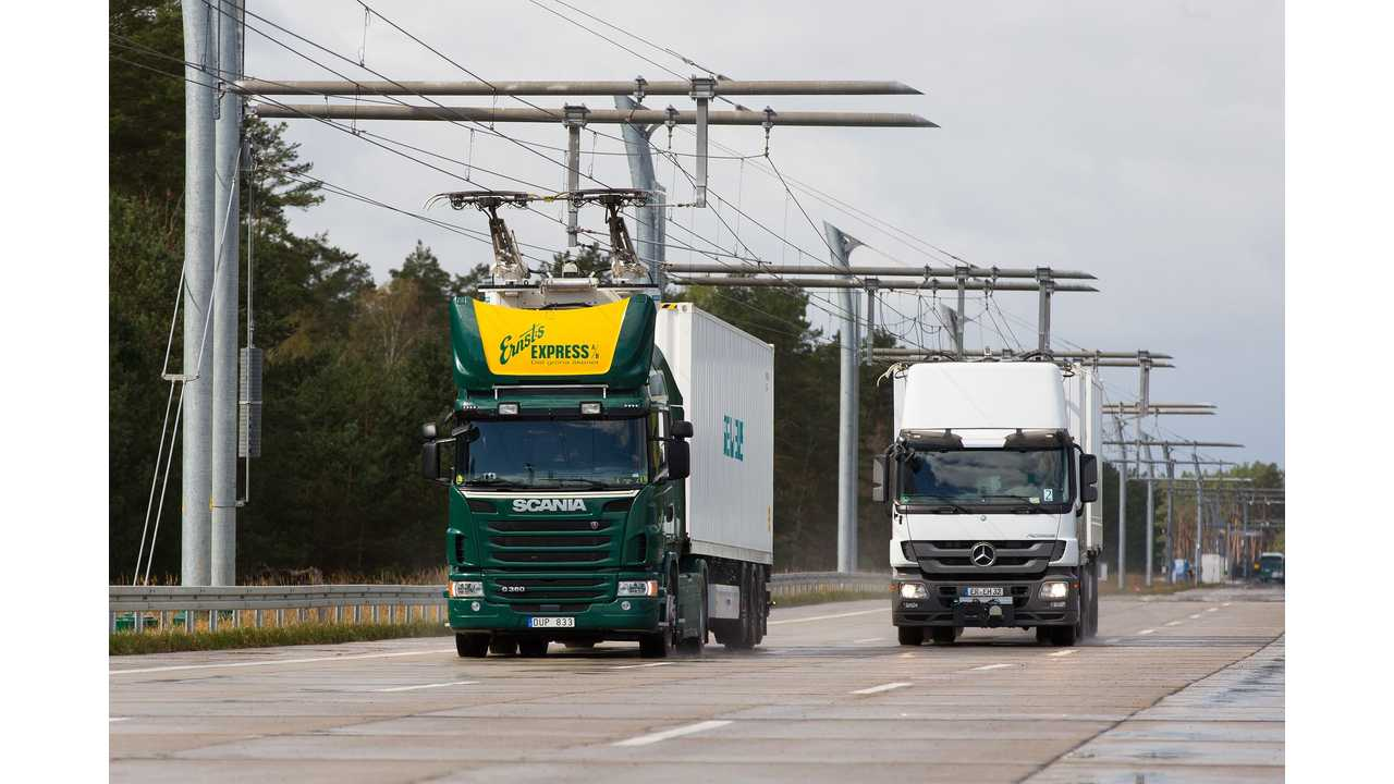 The eHighway by Siemens