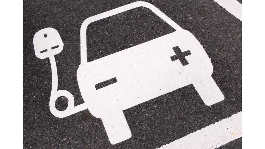 72% Of Service Stations On England's Motorway Network Equipped With Charging Points