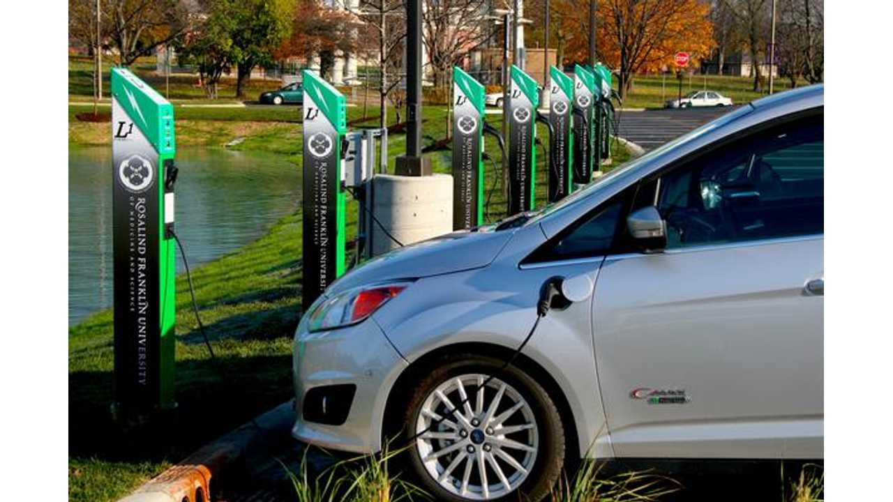 58 Percent Of US Population Can't Join EV Revolution Without A Plug
