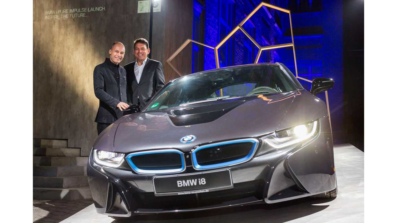 BMW i8 Project Manager Becomes CEO Of Chinese Electric Car Start Up