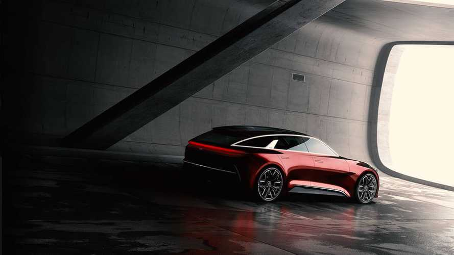 Rumor: Kia's New Fastback Wagon Concept May Get PHEV Treatment