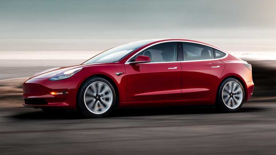 UPDATE: Tesla Model 3 Production Reportedly Hit 8,000 Per Week