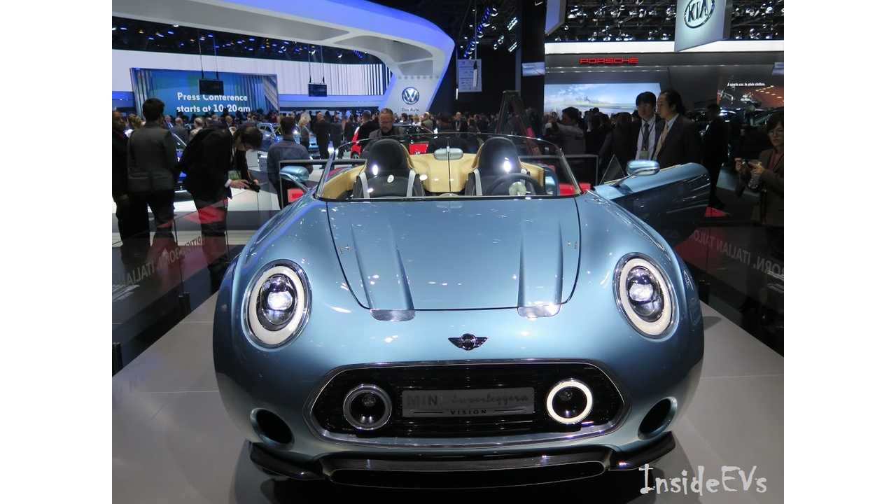 Mini Boss Can't Confirm Reports That Superleggera Is Production-Bound