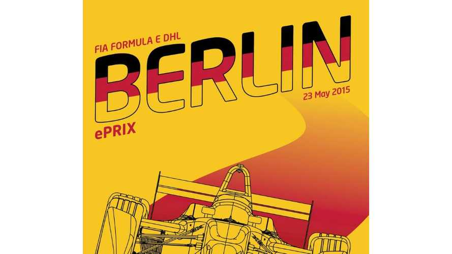 Formula E Berlin Race - Saturday May 23