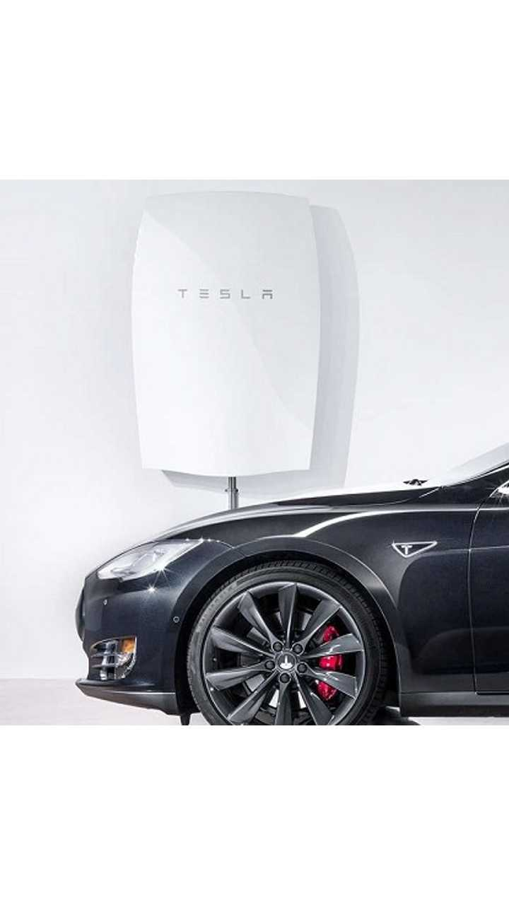 Tesla Reveals Battery Storage Solutions - 7kWh, 10 kWh, 100 kWh (Video)