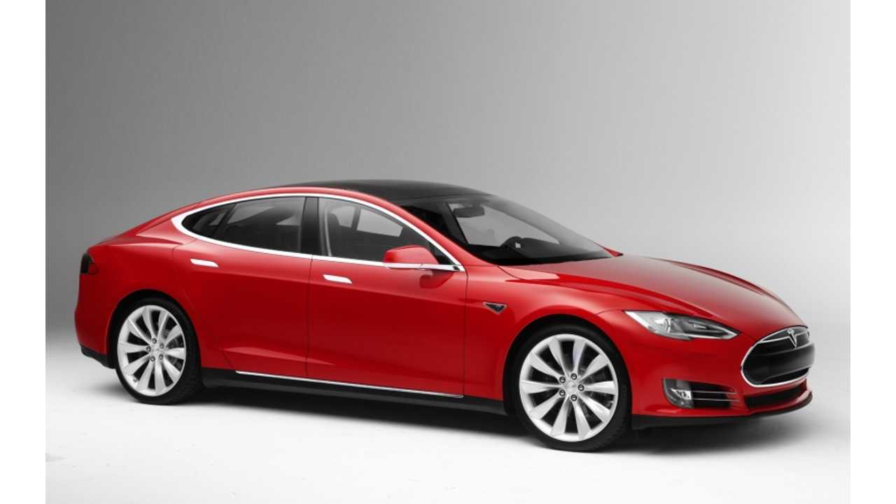 Tesla Model S Is Highest Rated Car Of 2015 Among Expert Reviewers