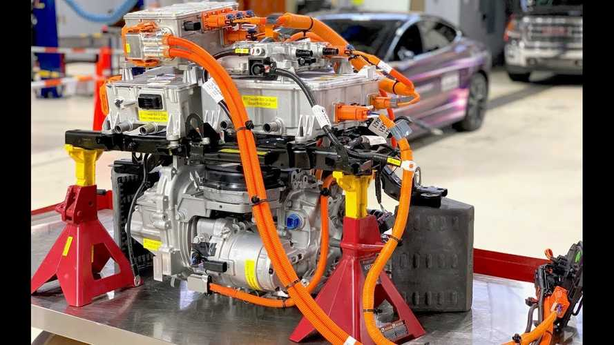 Check Out The Chevy Bolt EV High Voltage Components In Detail