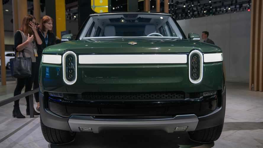 Rivian R1S Electric SUV In-Depth & Up-Close: Everything You Need To Know