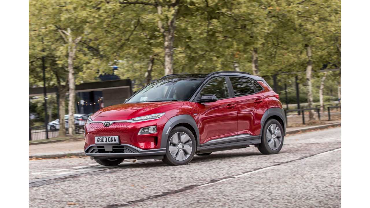 Hyundai Sold Record Number Of Plug-In Electric Cars In October 2018