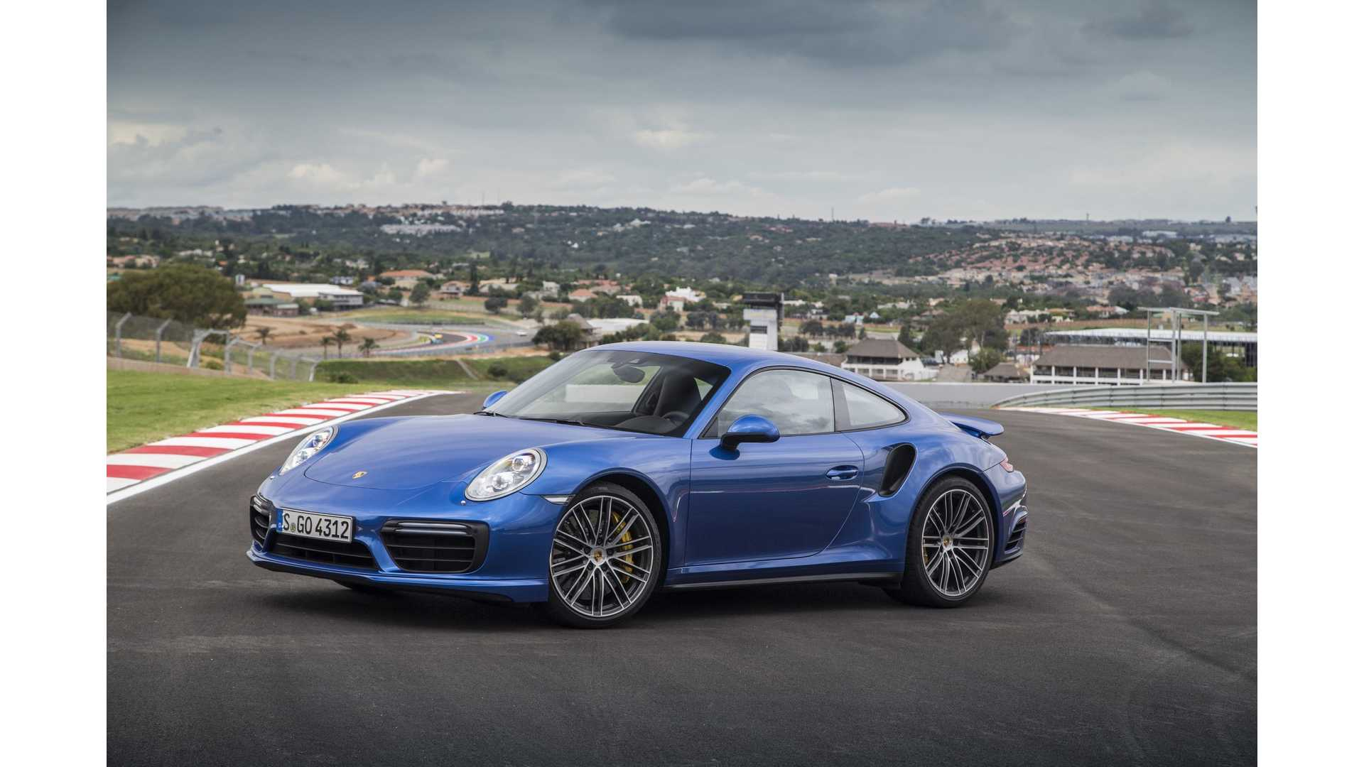 Porsche Carrera S More Powerful More Dynamic