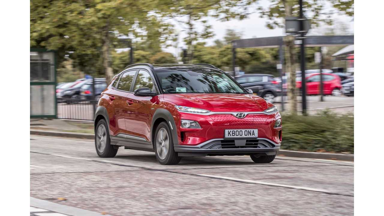 Hyundai Will Satisfy U.S. Hunger For Kona Electric