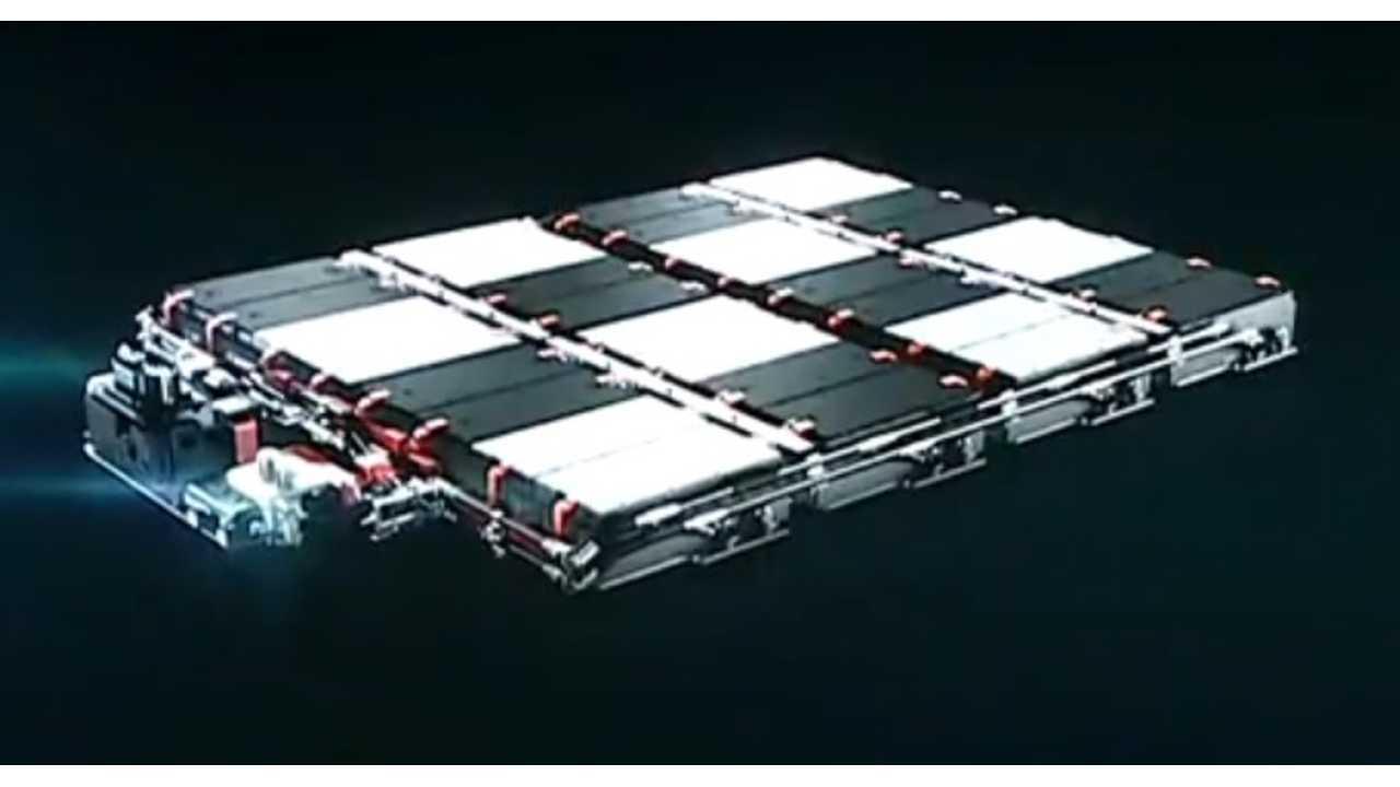 NIO ES8 - 70 kWh battery