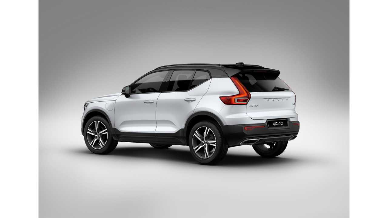 Volvo S First Pure Electric Will Be Xc40 Crossover