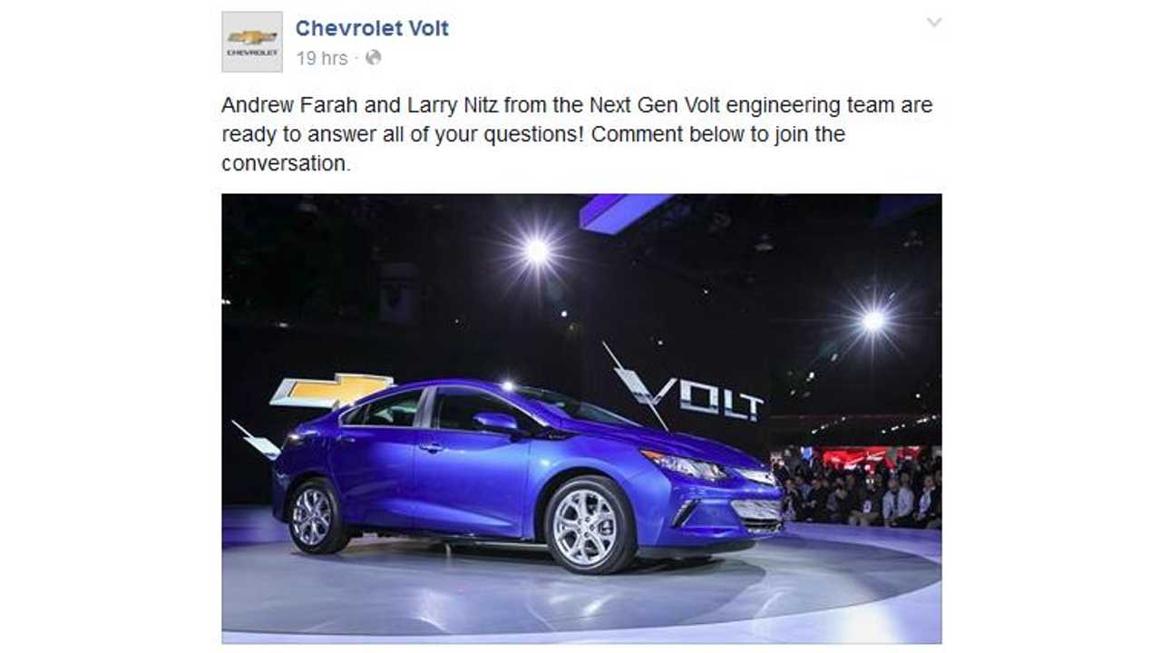 2016 Chevrolet Volt - Q & A With Volt Engineers