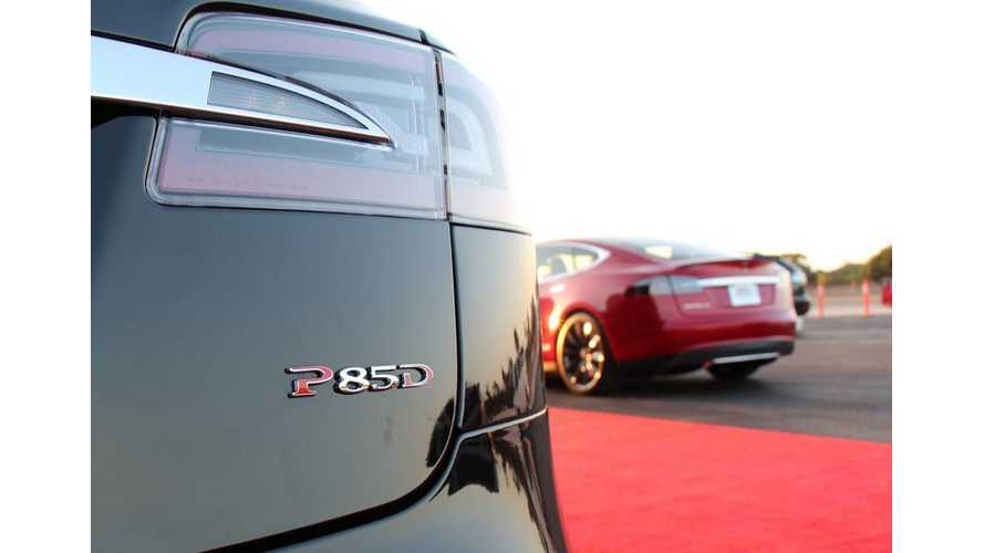 Elon Musk: 70% Of Incoming Tesla Model S Orders Are For Dual Motor