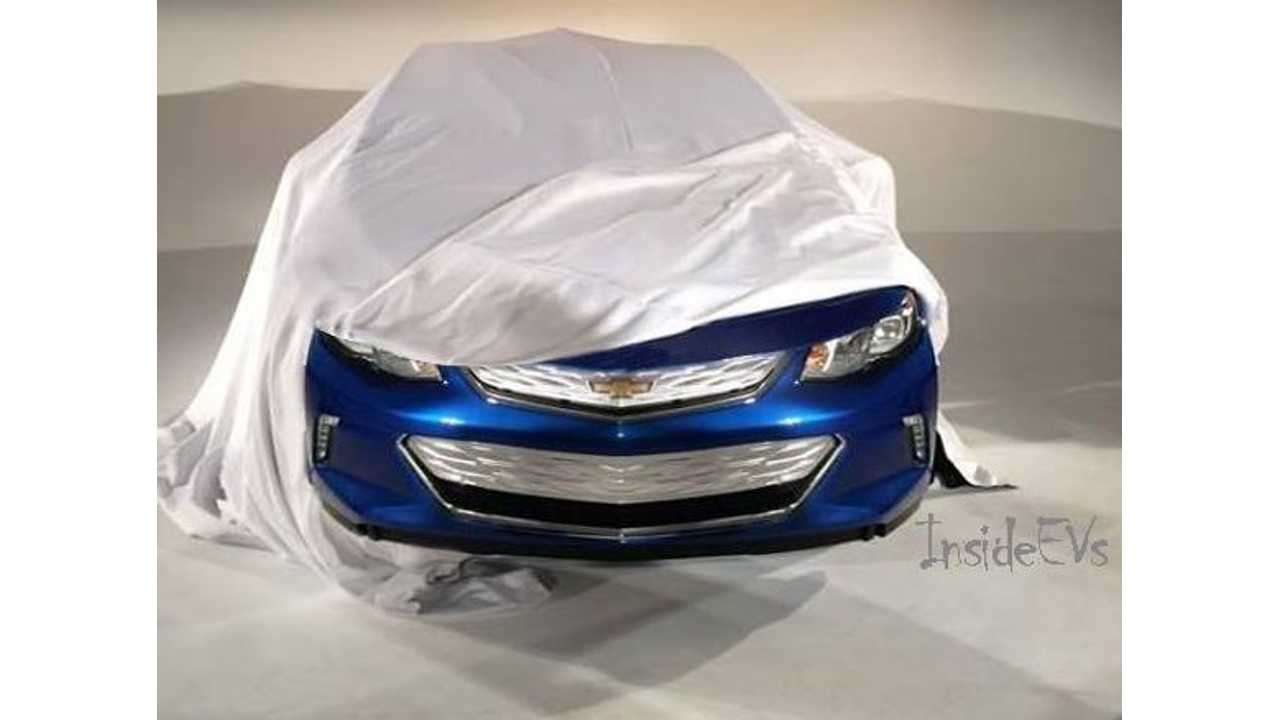 2016 Chevrolet Volt - Full Frontal Reveal
