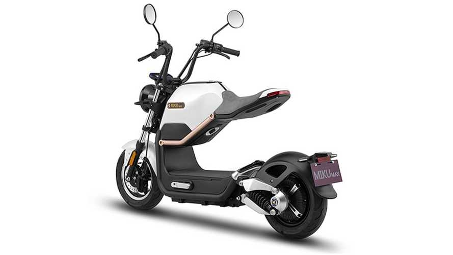 Hot or Not? The Miku Max e-Scooter Has Polarizing Look