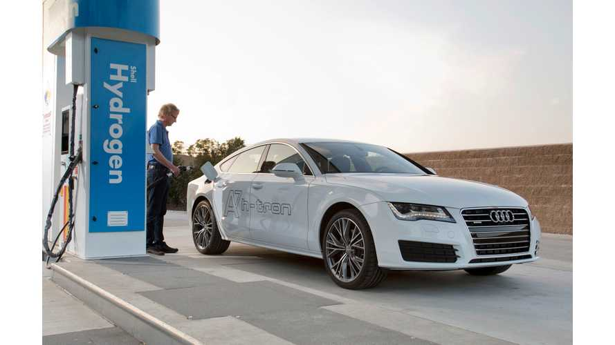 Hydrogen Fuel Cell Vehicles Compared To Electric Cars - Video