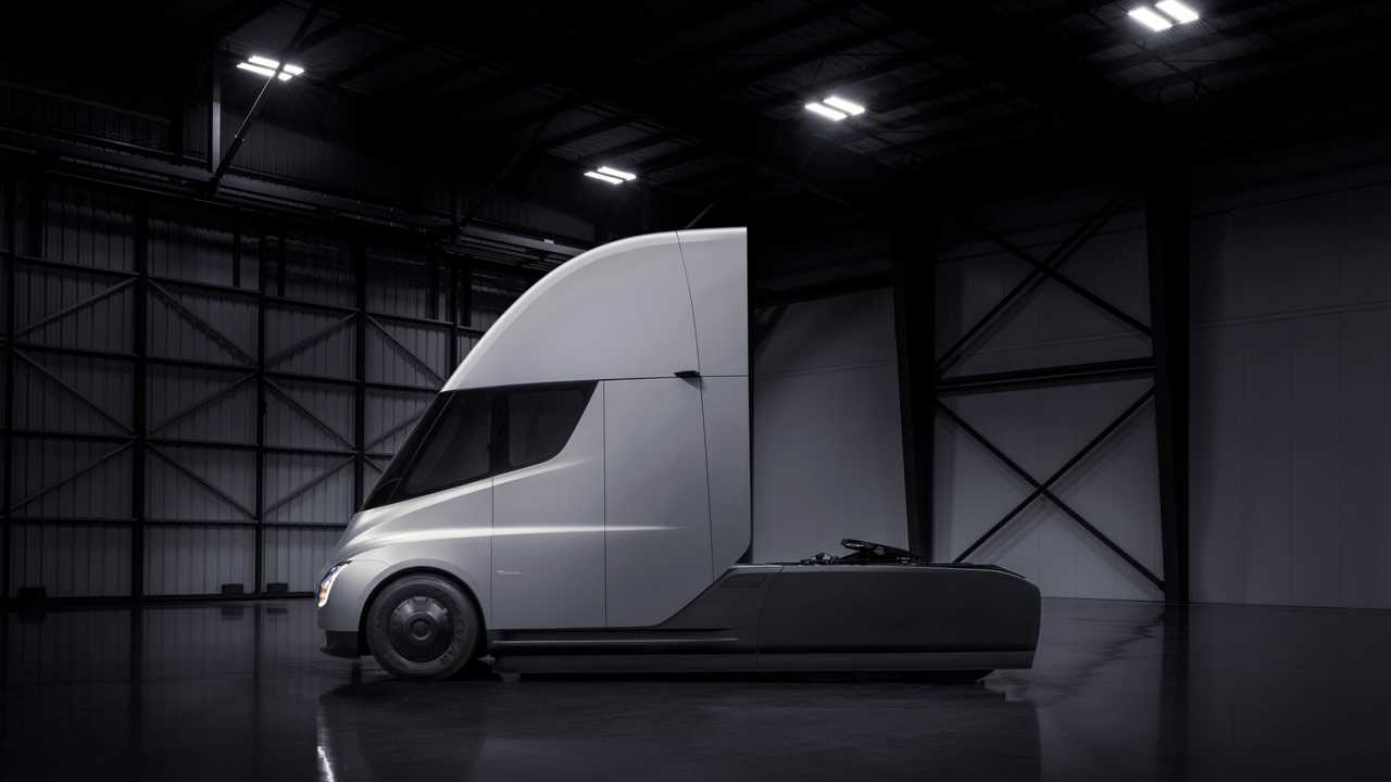 Tesla Semi Will Transport Cargo Between Fremont And Gigafactory