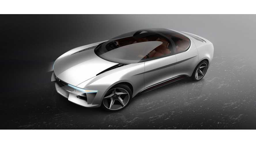 GFG Style And Envision Presents Sibylla Concept Electric Car