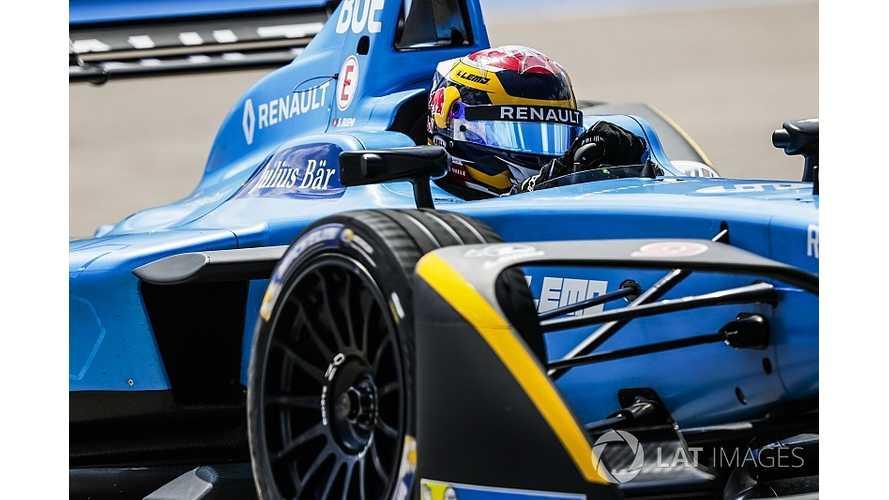 Formula E Battery War Would Nearly Double Budgets