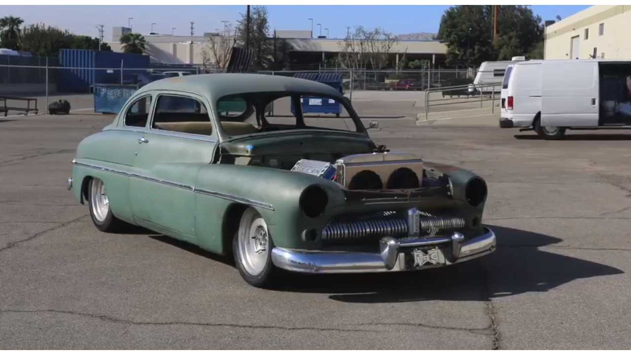 This Electric Icon Derelict Will Make You Crazy 'Bout A Mercury