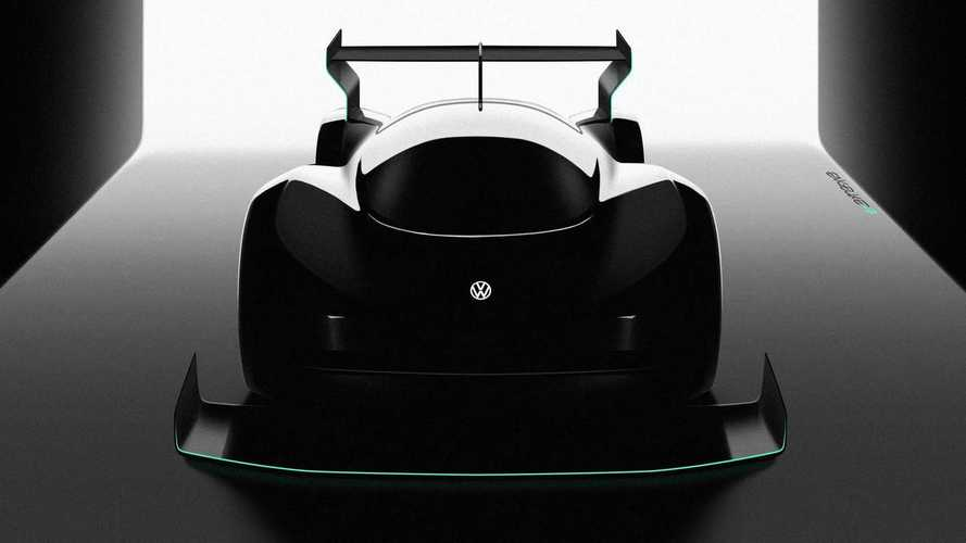 Volkswagen Releases Some Info On Its Electric Pikes Peak Racer