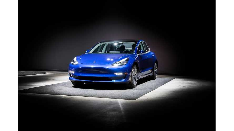 Some Tesla Model 3 Buyers In Canada Have To Budget For $14,000 More