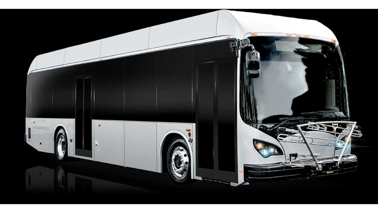 Toronto Places Order For BYD Electric Buses