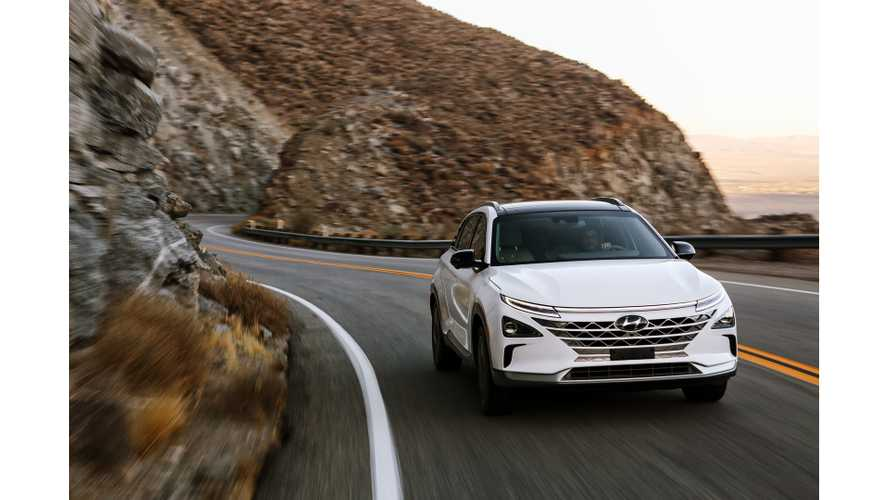 Hyundai Nexo Fuel Cell SUV: Road Test Review