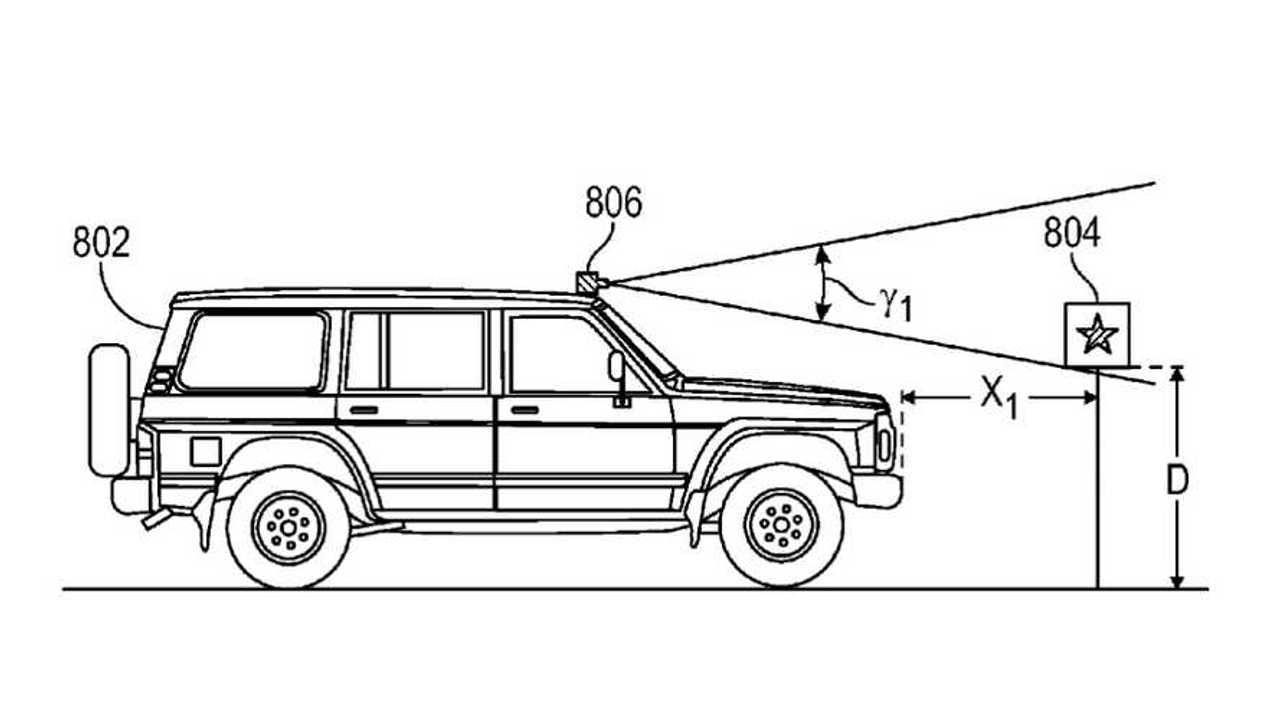 Faraday Future camera patent image