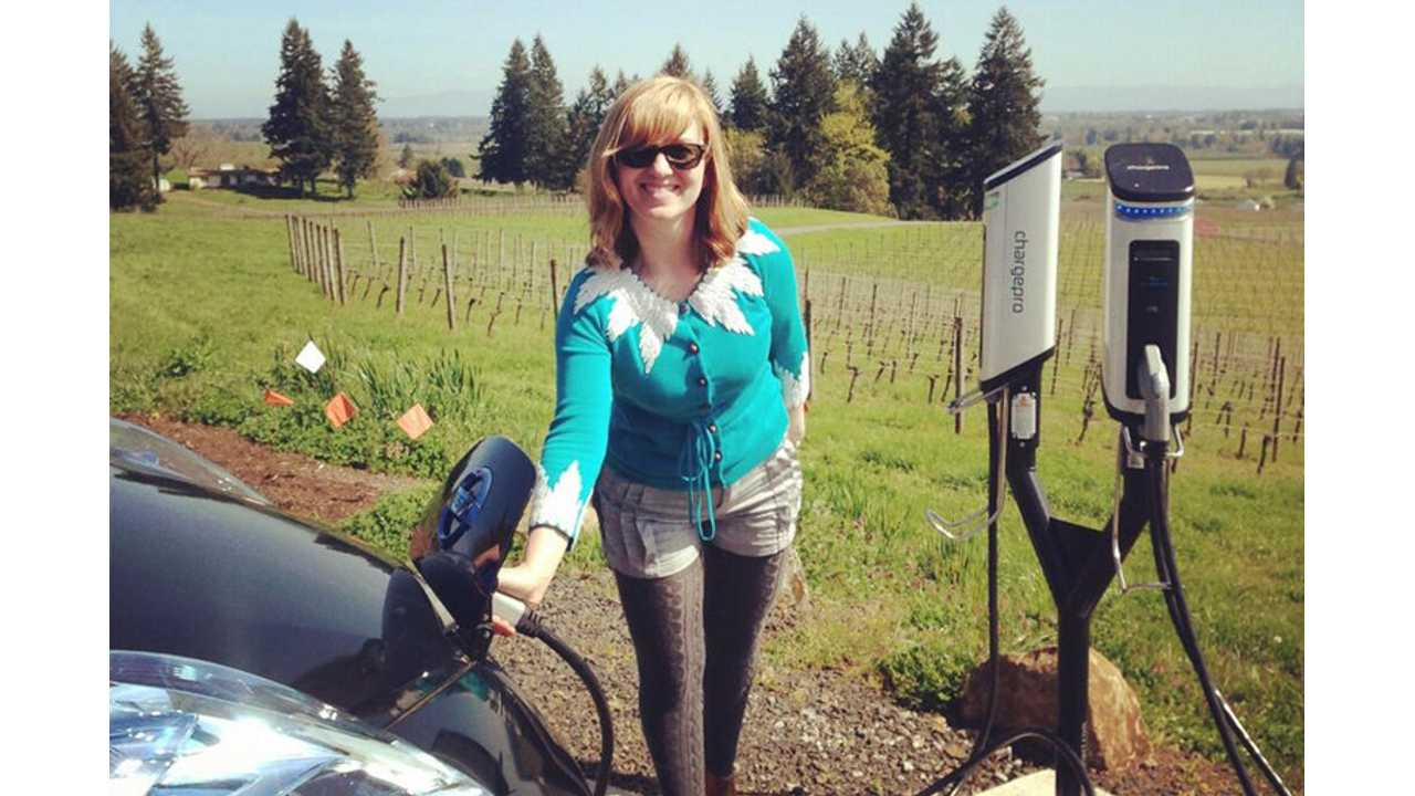 In Oregon, Ashley Horvat Becomes Nation's First Public Sector Chief Electric Vehicle Officer