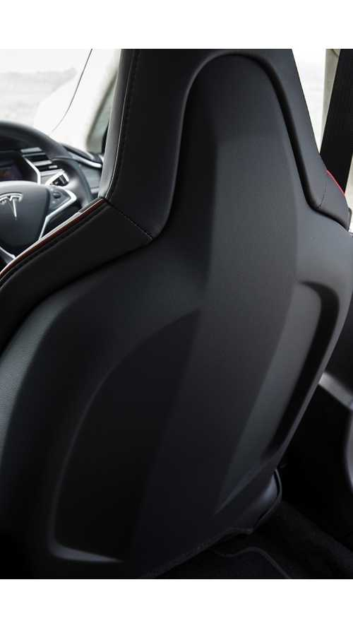 Tesla Model S Getting Upgraded Driver's Seat By End Of Year