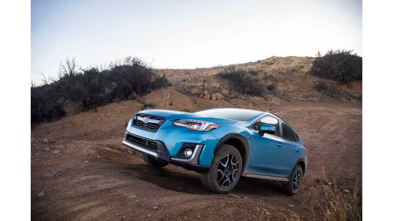 2019 Subaru Crosstrek Hybrid By The Numbers