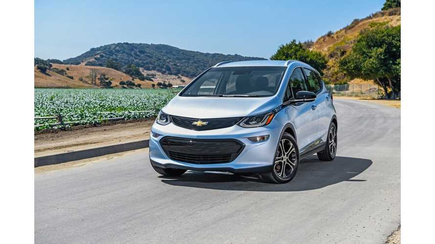 Chevy Bolt EV Test Drive Makes Food Critic A BeliEVer