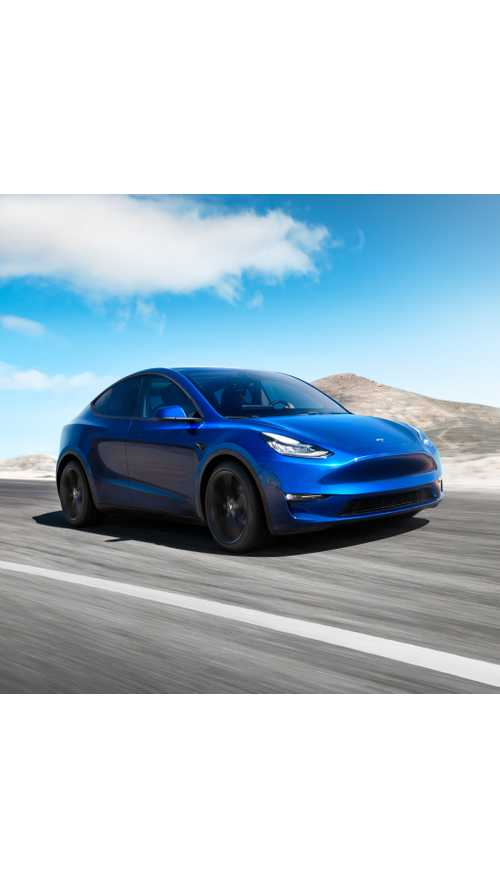 UPDATE: Tesla Model Y Officially Revealed: Seats 7, 300-Mile Range