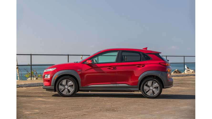 Paperwork Holding Up Hyundai Kona Electric Release In Australia