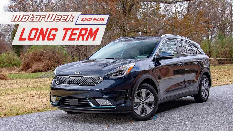 2019 Kia Niro PHEV 3,500-Mile Test Drive Update: Video