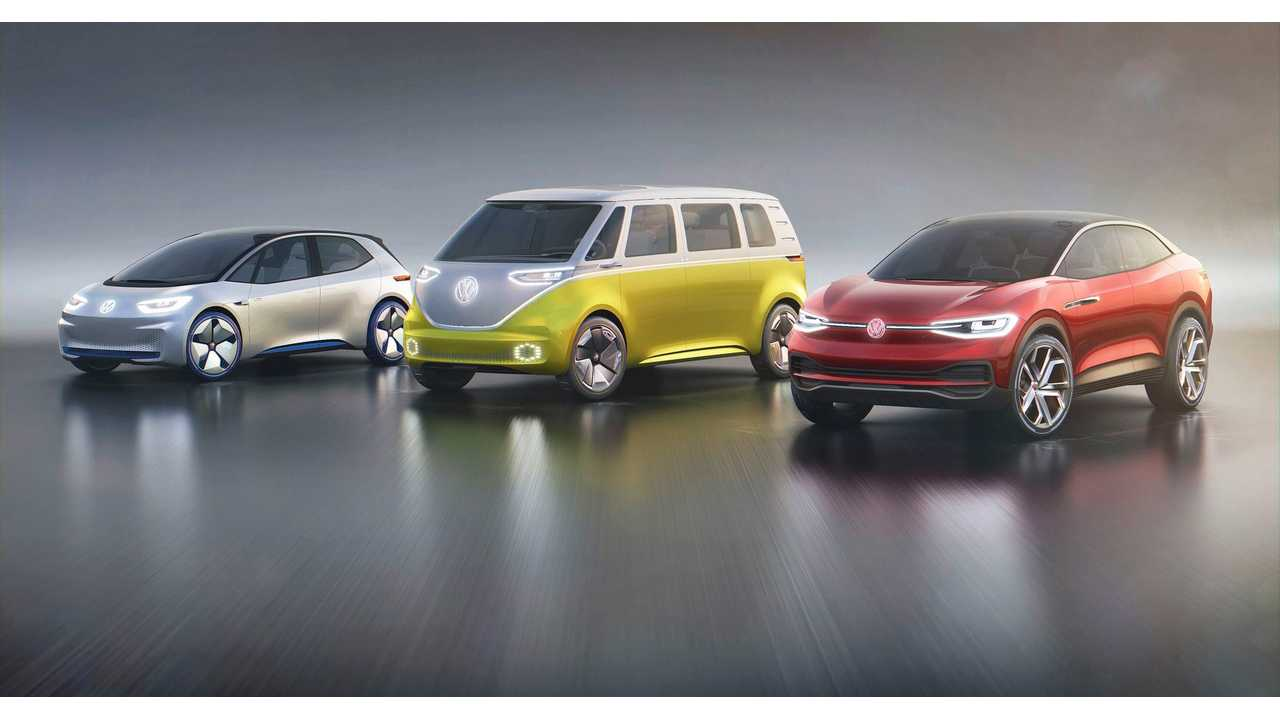 Volkswagen Plans 22 Million Electric Cars In 10 Years
