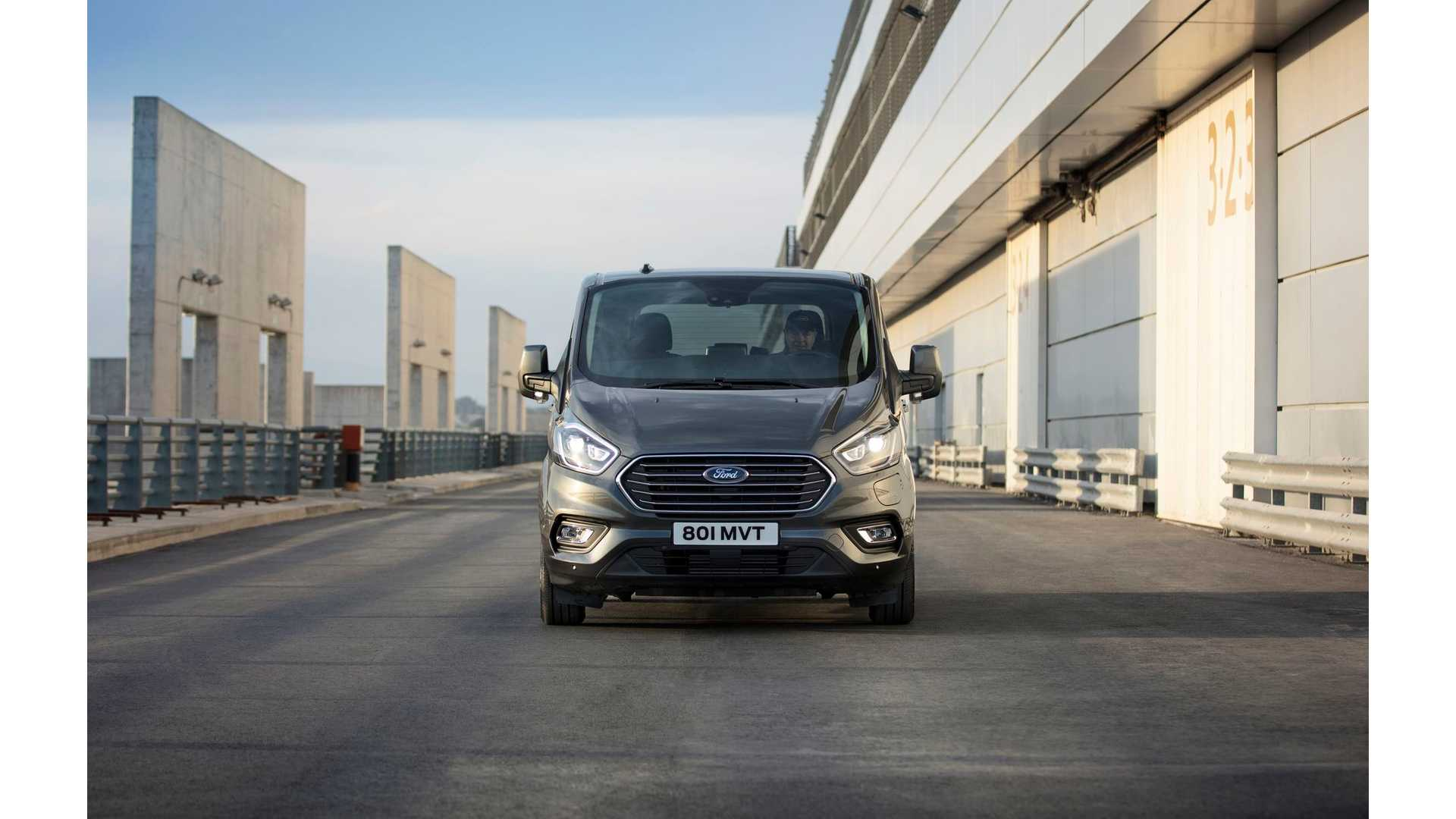 Ford Tourneo Custom Plug-in Hybrid Van To Launch In Late 2019